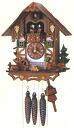 Made by Alton Schneider cuckoo clock ( cuckoo clock ) MT6563/9 1, volume model cuckoo clock cuckoo clocks cuckoo clocks clock