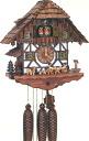 Made by Alton Schneider cuckoo clock ( cuckoo clock ) 8 TMT 483 / 9 8 days winding model cuckoo clock cuckoo clocks cuckoo clocks clock