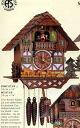 NEW! Made by Alton Schneider cuckoo clock ( cuckoo clock ) 8 TMT 673 / 9 8 days winding model cuckoo clock cuckoo clocks cuckoo clocks clock