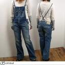 Women's denim jeans FRENCH SALOPETTE Leightons denim French salopette AP714 review 3% discount for products