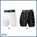 ★ ASICS sliding pants Cup retractable BAQ004 colors each size