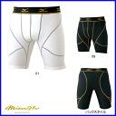 ★ Mizuno Mizuno Pro sliding pants (haughtiness storage type) 52CP-100 each color and each size