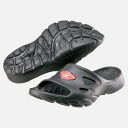 ★ Each Mizuno relaxation sandals 12KT-85209 black X red size