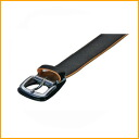 ★ High gold cowhide belt regular HV-803 black (21)