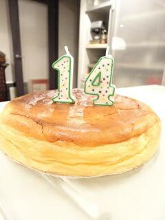 ベイクド☆チーズケーキ