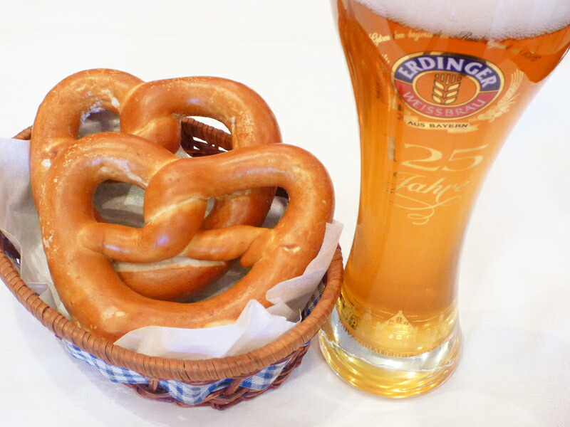 ブレッツェル(ドイツパン)