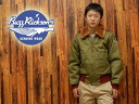 ◆ fall 2013/winter model ◆ Rickson BUZZ RICKSONS TYPE b-10 Red ribbed ( SUPERIOR TOGS CO., INC real name reprint ) BR11134 ◆ フライトジャケット / casual / military / Oriental Enterprise / mens ◆