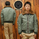 "HOUSTON / Houston flight jacket TYPE B-15D '5003""◆ casual/military/mens ◆"