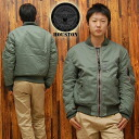 "HOUSTON / Houston flight jacket TYPE B-15D (MOD) ""5006"" ◆ casual/military/mens ◆"
