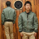HOUSTON / Houston flight jacket TYPE L-2B '5L-2BX' ◆ casual/military/mens ◆