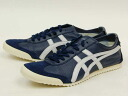 Product made in 66 Onitsuka Tiger Onitsuka tiger MEXICO DELUXE NIPPON MADE navy / white TH938L-5001/-limited Japan