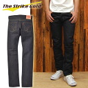 ストライクゴールド (THE GOLD STRIKE) left Aya 17 oz super tight straight jeans SG3109 ◆ COOL SERIES ◆ ◆ casual/men 's/denim ◆
