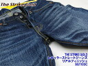 "ストライクゴールド (THE STRIKE GOLD) regular straight jeans ""SG1103C"" realfinish ◆ casual/men 's/denim ◆"