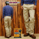 "◆◆ toys McCoy (TOYS McCOY) McQueen trousers ""TMP8602"" - khaki including the postage"