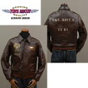 "TOYS McCOY toys McCoy flight jacket AN-J-3 ""GLENVIEW NAVAL AIR STATION""TMJ1403 ◆ American casual / men◆"