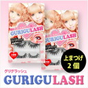 «On the eyelashes × 2 pieces» be loved from today in グリグ rush (GURIGULASH ) パッチリタレ eyes! And wear lashes / discipline / Eyelash extensions