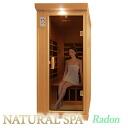 遠赤 radium sauna / home sauna bedrock bath / Tamagawa Onsen / radium / hot spring / sauna