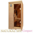 Home on far-infrared sauna