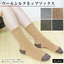 Woolsilknepp socks