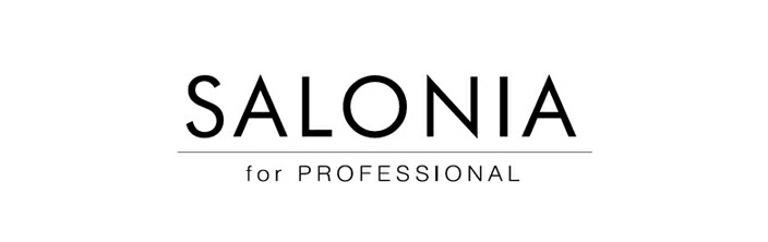 SALONIA double ion straight hair iron
