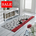 50% off outlet sale wash+dry (wash and dry) (excluding Hokkaido and Okinawa and remote islands) Shoemaniac thin, sturdy washable kitchen mats 60x180cm in indoor and outdoor combined