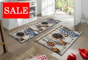 Washable kitchen mat 60*180cm indoor, outdoor combined use that 50% OFF outlet sale wash+dry (wash Ann dodo rye) Copperware is thin (except Hokkaido, Okinawa and the remote island), and is durable
