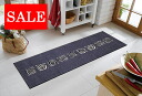 Washable kitchen mat 60*180cm indoor, outdoor combined use that 50% OFF outlet sale wash+dry (wash Ann dodo rye) Pan is thin (except Hokkaido, Okinawa and the remote island), and is durable
