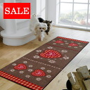 50% off outlet sale wash+dry ( washanddry ) (excluding Hokkaido and Okinawa and remote islands) Alpengluck thin, sturdy washable kitchen mats 60x180cm in indoor and outdoor combined