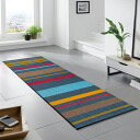 Washable kitchen mat 60*180cm indoor, outdoor combined use that wash+dry (wash Ann dodo rye) Colour Stripes is thin (except Hokkaido, Okinawa and the remote island), and is durable