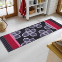 Washable kitchen mat 60x180cm indoor, outdoor combined use that wash+dry (wash Ann dodo rye) Evita is thin (except Hokkaido, Okinawa and the remote island), and is durable