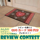 Wash+dry (excluding Hokkaido and Okinawa and remote islands) ( washanddry ) Alpengluck thin, sturdy washable door mat 40x60cm in indoor and outdoor combined
