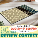(Excluding Hokkaido and Okinawa and remote islands) wash+dry (wash and dry) Mixed Dots thin, sturdy washable door mat 50x75cm indoor / outdoor dual
