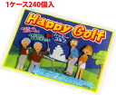 Happy Golf Cairo 240 pieces for business bulk buying