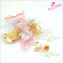 Soft petal corsage ♪ ♪