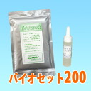 Deodorizing tobacco odor and car, mold removal in the bioset 200 type ( bio undiluted 15 cc + bio mix 200 g) smell in the power of biotechnology (natto Bacillus and Bacillus subtilis) measures. The body odor of the cat and dog pee smell and room smelling