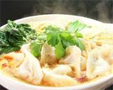 三鮮水餃子鍋