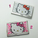 헬로 키티 ☆ 카드 케이스 ☆ KTCDS001-002
