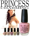 ( OPI ) OPI princess charming collection Princess Charming