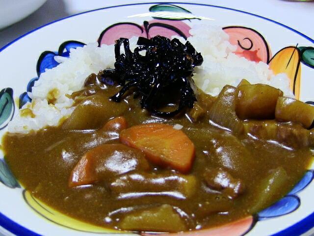尾道の味 昆布佃煮カレー