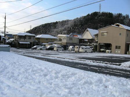 新高山 雪