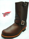 Super price! Red Wing REDWING Red Wing Engineer Boots 2269 chocolate