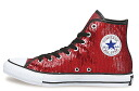Women's sneaker high cut popular Red 1C788