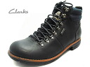 2013 NEW MODEL Clarks boots from mid cut black.