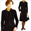 ☆☆ YUMIKATSURA ensemble black formal suit