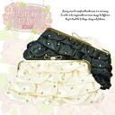 フリルデザイン Pearl beaded decorative party bag color