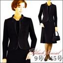 ☆☆ YUMIKATSURA ensemble black formal suit