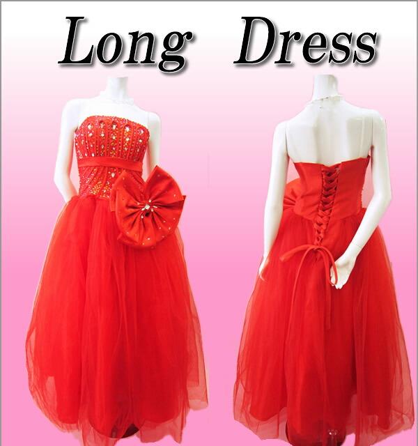 发带装饰花式样礼服属于p的纺锤彩色:红大小:11号[修改交际舞妇女礼服图片