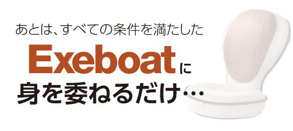 �ضڤ�GUUUN! �������°ػ� Exeboat �������ܡ��˿Ȥ�Ѥͤ����������