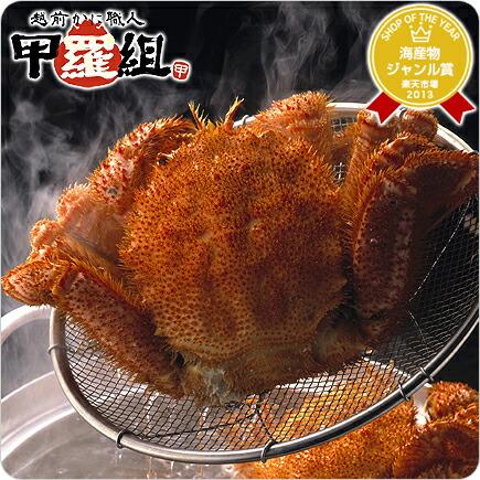 特大サイズのボイル毛蟹/姿800g前後×2尾[送料無料]【毛蟹】【けがに】【ケガニ】【毛かに】【毛カニ】