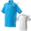 Babolat (バボラ) Unisex youth short sleeve shirt BAB-1253J tennis wear